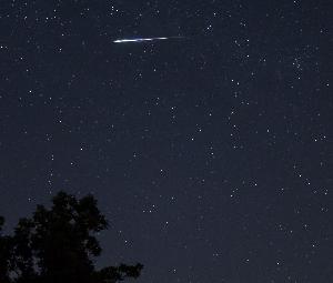 2016 Perseid meteor showers