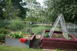 raised beds from truck beds